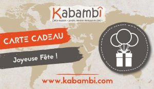 Cartes cadeaux Kabambi - Faites plaisir à vos proches en quelques clics! Anniversaire, Saint Valentin, mariage, Noël ..