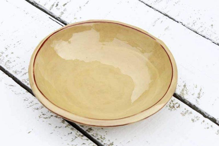 Coupelle en céramique. Fait main. FRANCE (Provence)
